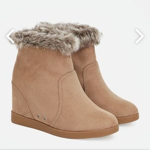 Brand New Booties from Just Fab